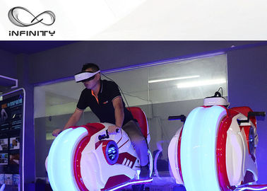 Infinity VR Motorcycle Motion Ride 9D VR Simulator Game Machine Electric Motion Motion